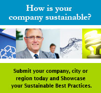 How is your company sustainable?